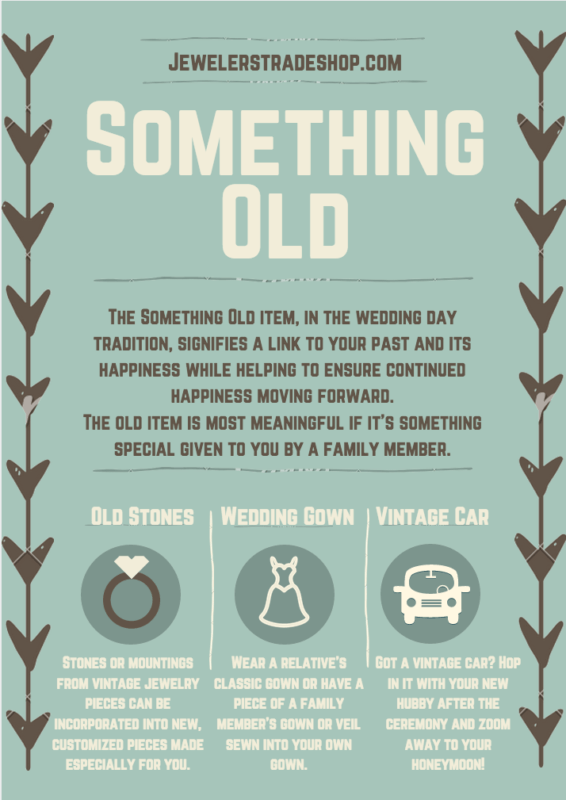 Something Old Ideas For Your Wedding Day