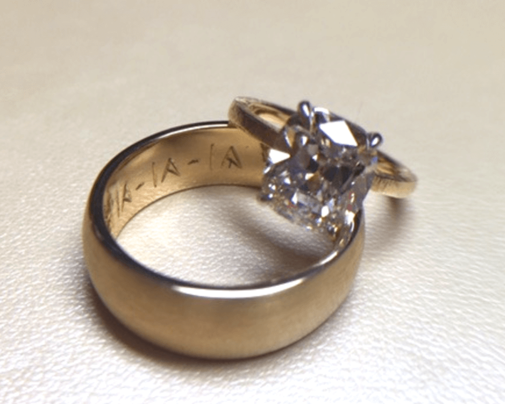 how us set blog diamond select engagement wedding to a round tension ring en mechanical rings